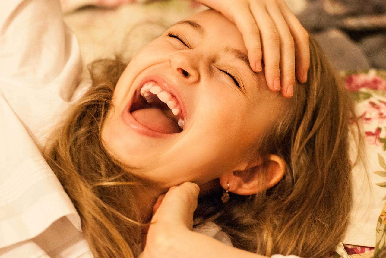 痩せたければ笑ってください!