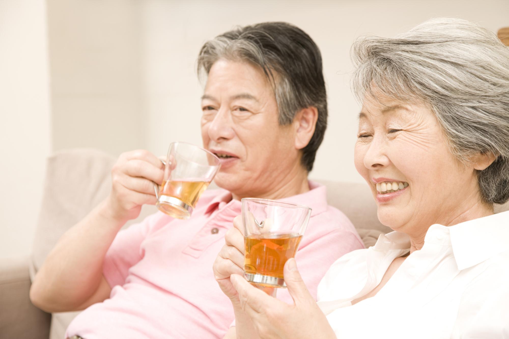 ドクダミ茶の強烈ダイエット作用